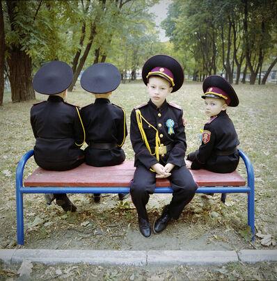 Michal Chelbin, 'Young Cadets (II)', 2015