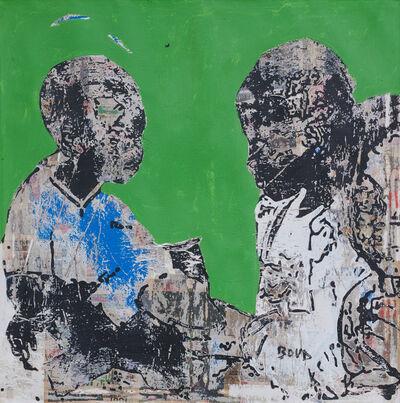Armand Boua, 'Koumenli', 2017