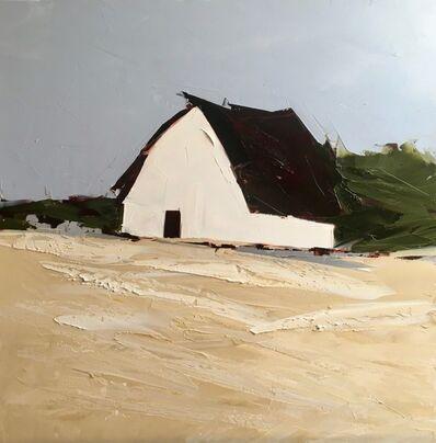 Sandra Pratt, 'White Barn', 2019
