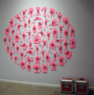 Carlos Aires, 'La vie en rose', 2012