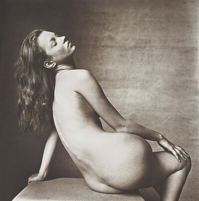 Irving Penn, 'Kate Moss, New York', 25 April 1996