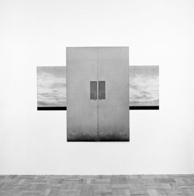Steve Kahn, 'Door/Window #1', 1978