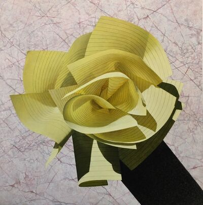Victoria P. Wonnacott, 'Sunflower'