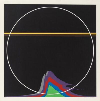 Thomas W. Benton, 'Rainbow Mountain', 1981