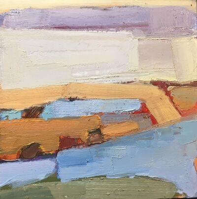 Sandy Ostrau, 'Wetlands Abstract', 2016