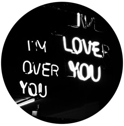 Camilo Matiz, 'I Love You / I'm Over You', 2016