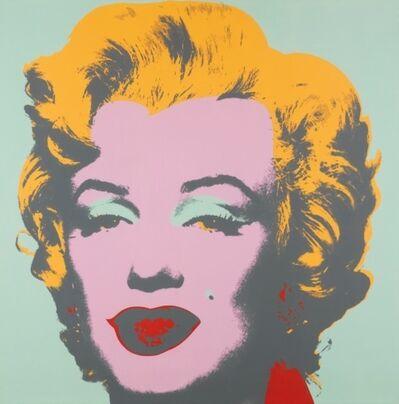 Andy Warhol, 'MARILYN MONROE (F. & S. II.23)', 1967