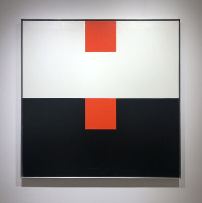 Frederick Hammersley, 'Costume Change', 1981