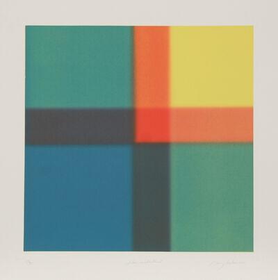 Barry Nelson, 'Bleu Unchartered', 1979