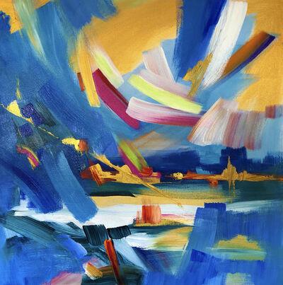 Aleona Isakova, 'The music of Sky and Earth II', 2019