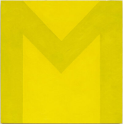 "Tessa Perutz, '""Chartreuse Envelope""', 2015"