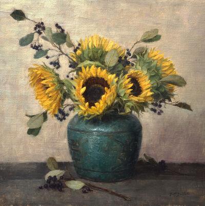 Gracie Devito, 'Sunflowers'