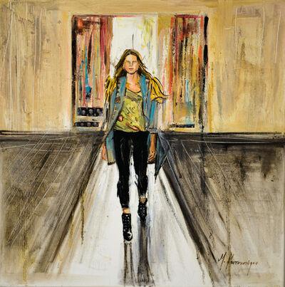 Marina Koutsospyrou, 'Les femmes fatales', 2017