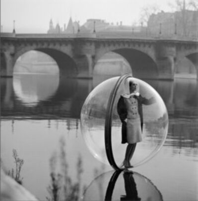 Melvin Sokolsky, 'On the Seine', 1963
