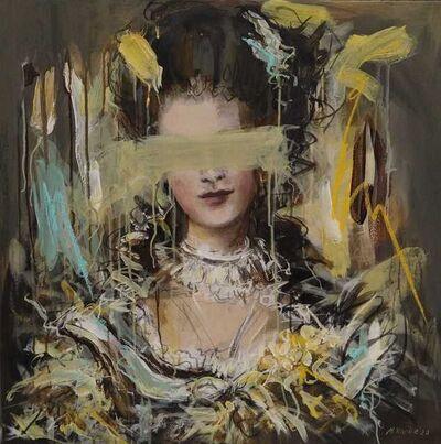 Mandy Racine, 'Yellow Muse', 2020