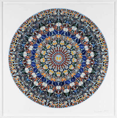 Damien Hirst, 'Mantra with Diamond Dust ', 2011