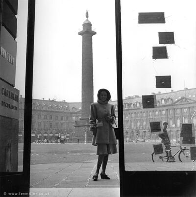 Lee Miller, 'Paris, Place Vendome'