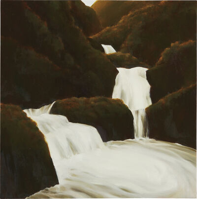 April Gornik, 'Turning Waterfall', 1997