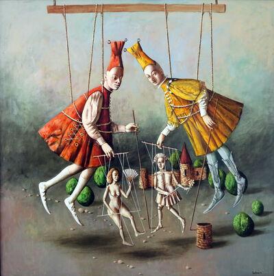 """Vahram Davtian, '""""Puppeteer"""" / """"Kuklacı""""', 2015"""