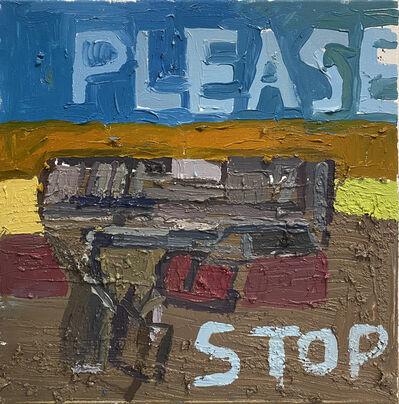 Clintel Steed, 'Please Stop', 2020