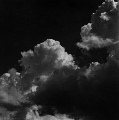 Lee Miller, 'Clouds, Niagara Falls, New York State, USA', 1934