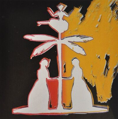 Andy Warhol, 'Hans Christian Andersen (FS II.399)', 1987