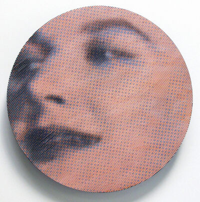 Chris Cran, 'Pale Orange Woman', 2014