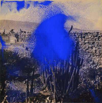 Manfred Müller, 'When Blue Becomes Form #1', 2018