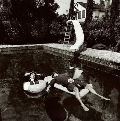Terry O'Neill, 'Peter Cook & Dudley Moore, Beverly Hills', 1975