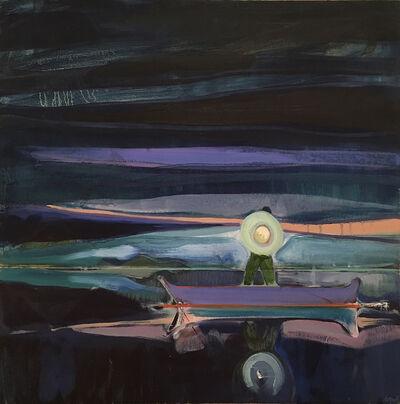 Charlotte Evans, 'Night Fishing', 2016