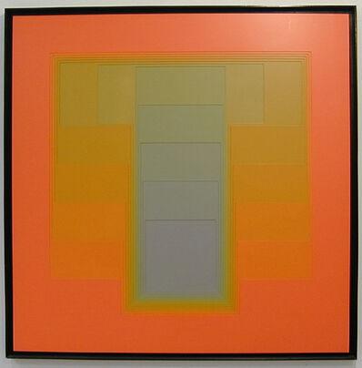 Horacio Garcia-Rossi, 'color sound n°20 extra version ', 1974