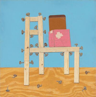 Kirk Hayes, 'Spent Box', 2001