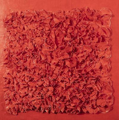 Barbara Hirsch, 'Crimson Time', 2018