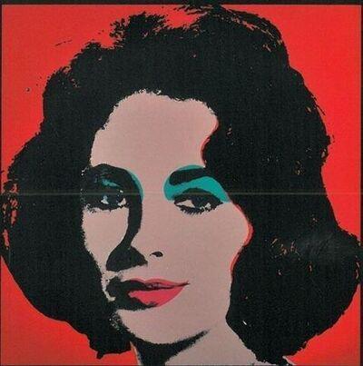 Andy Warhol, 'Liz Taylor', 1964