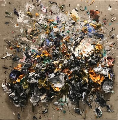 Ismael Lagares, 'ALMAGRE V', 2018