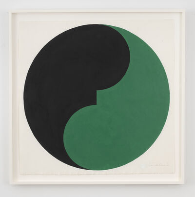 Leon Polk Smith, 'Untitled', 1961