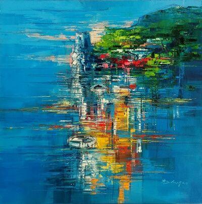 Roberto Di Viccaro, ' I colori dell'alba ', 2018