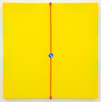 Jaye Moon, 'Blue Arrow', 2002