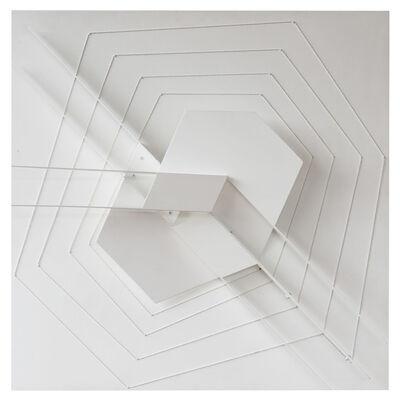 Eduardo Ramírez -Villamizar, 'Insecto en una Telaraña / Insect on a spiderweb', 1979