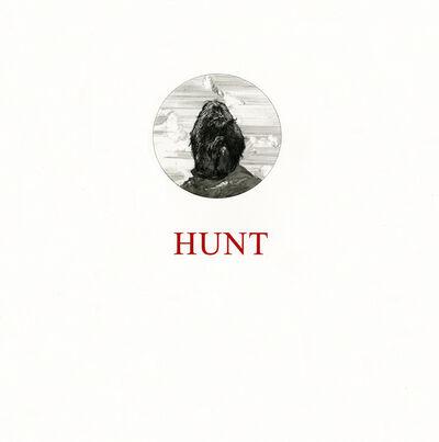 Hugo Wilson, 'Title Sheet (The Hunt Portfolio)', 2016