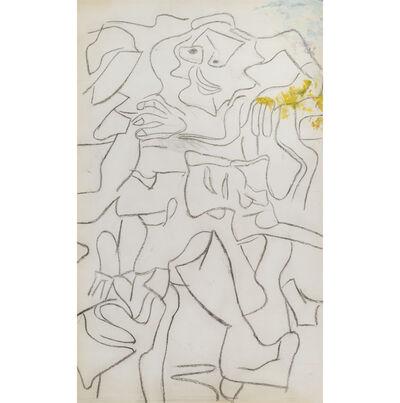 Willem de Kooning, 'Untitled', 1972-1974