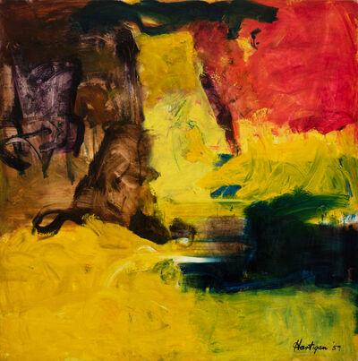 Grace Hartigan, 'Kansas', 1959