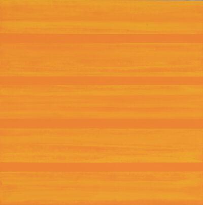 Jamie Brunson, 'Interval (Tangerine)', 2017