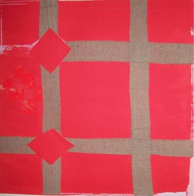 Sandra Blow, 'Red Melange', 2006