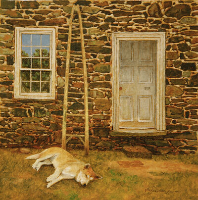Peter Sculthorpe, 'Jack', 2020
