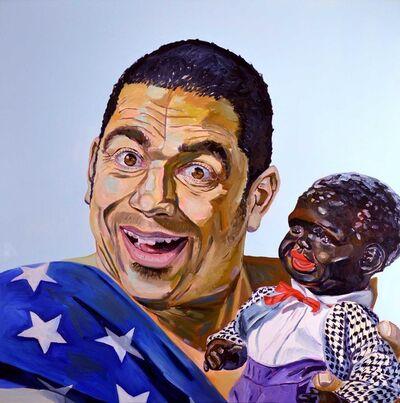 Michael Dixon, 'Colorblind America', 2015