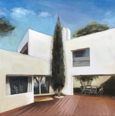 Bea Sarrias, 'The cypress', 2020