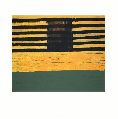 Frank Stella, 'Seward Park', 2003
