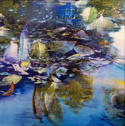 David Allen Dunlop, 'Water Patterns', ca. 2019