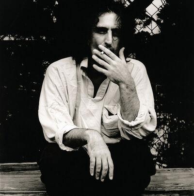 Anton Corbijn, 'Frank Zappa, Los Angeles', 1991